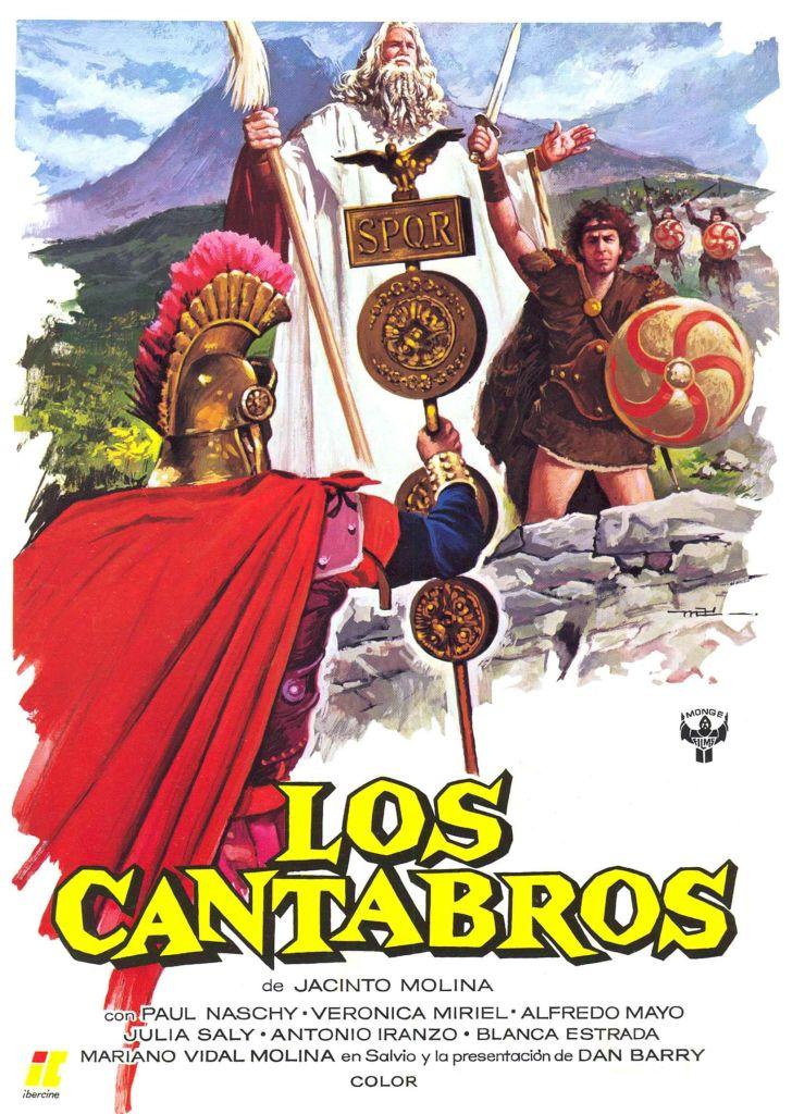 Los cántabros - mitos hispanos
