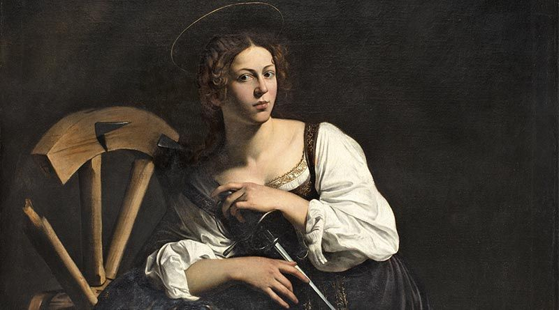 Iconografía cristiana- caravaggio