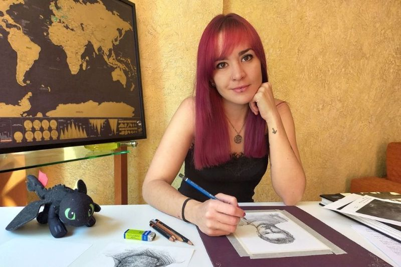 Marta hernández ilustra el libro de los personajes crueles de la historia