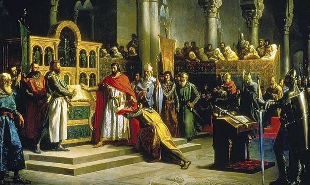 La unificación de León y Castilla