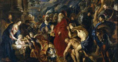 Música - Barroca- Pintura - Rubens