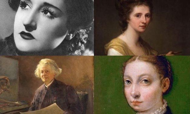 Artistas olvidadas, artistas encontradas