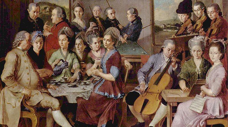 La música para cuerdas de Wolfgang Amadeus Mozart