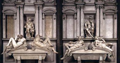 Escultura renacentista italiana _Miguel Ángel