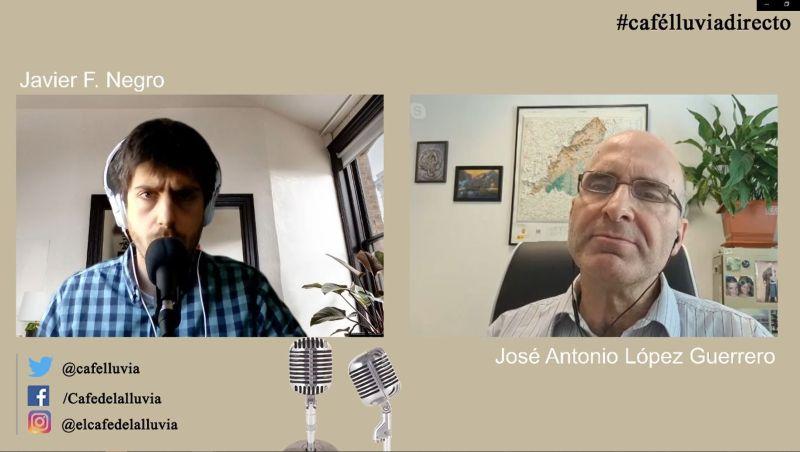 Entrevista- José Antonio López Guerrero