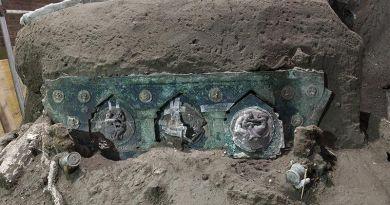Carro ceremonial pompeya
