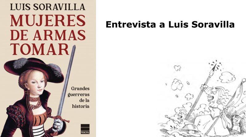 Mujeres de armas tomar- Luis Soravilla