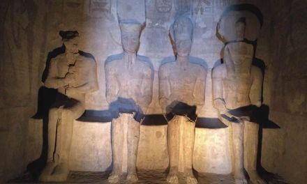 Ramsés II, el mito de un faraón