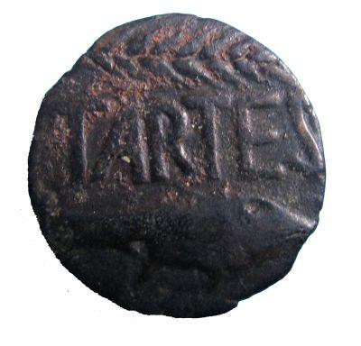 Moneda falsa - Tartessos