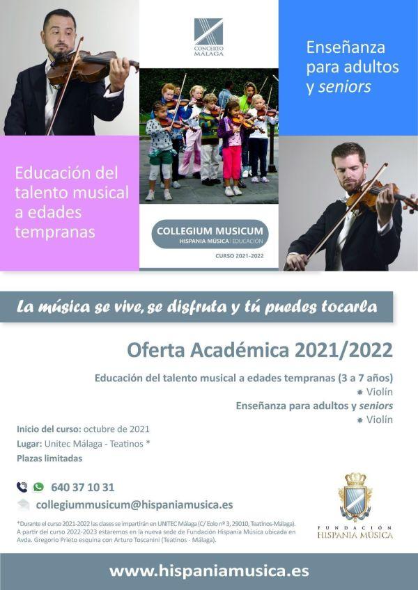 Hispania música- formación musical