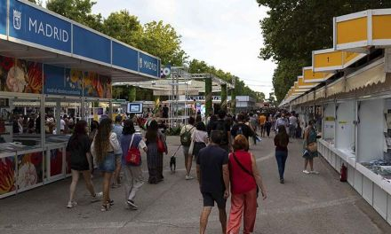 La Feria del Libro de Madrid cumple 80 ediciones