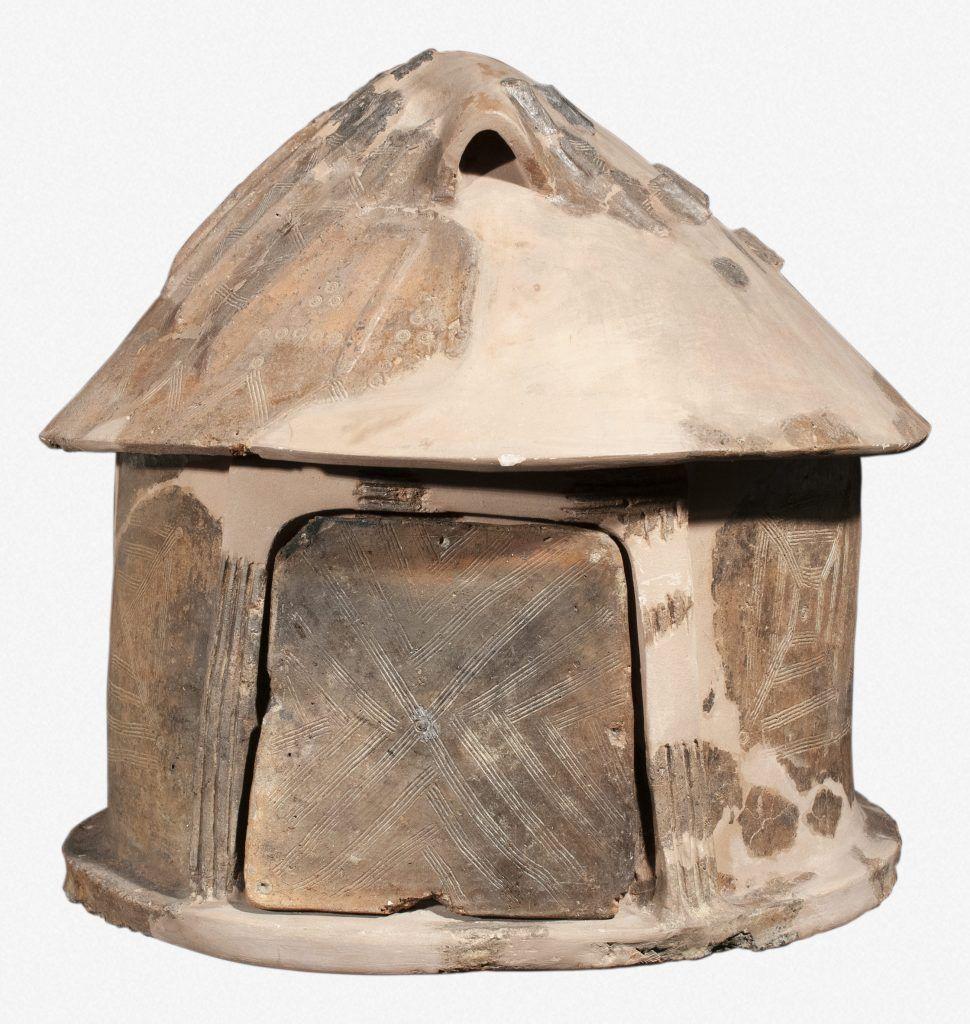 urna cineraria- Etruscos