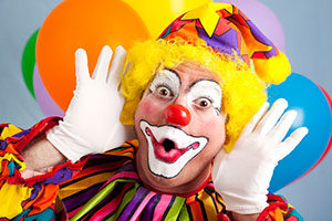 03625g-ser-payaso-circo-profesional