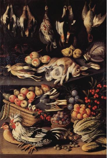 Cocina Francesa Renacentista