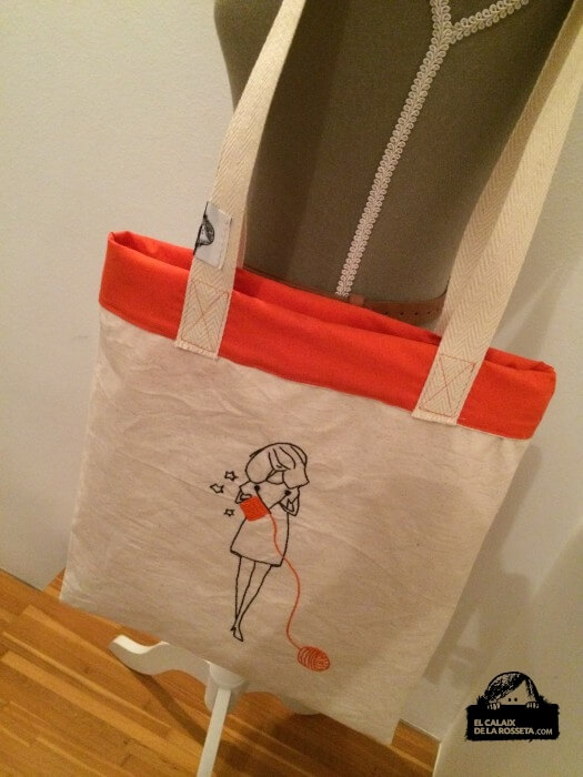 Tote Bag bordada