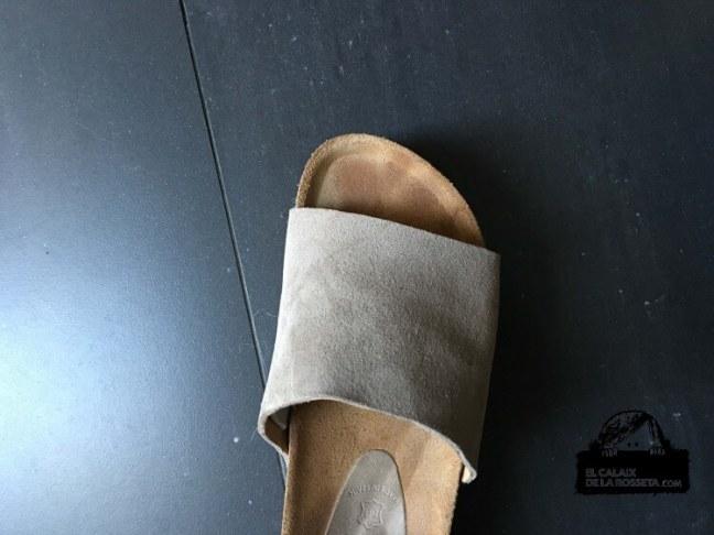 arreglo en mis zapatones de verano