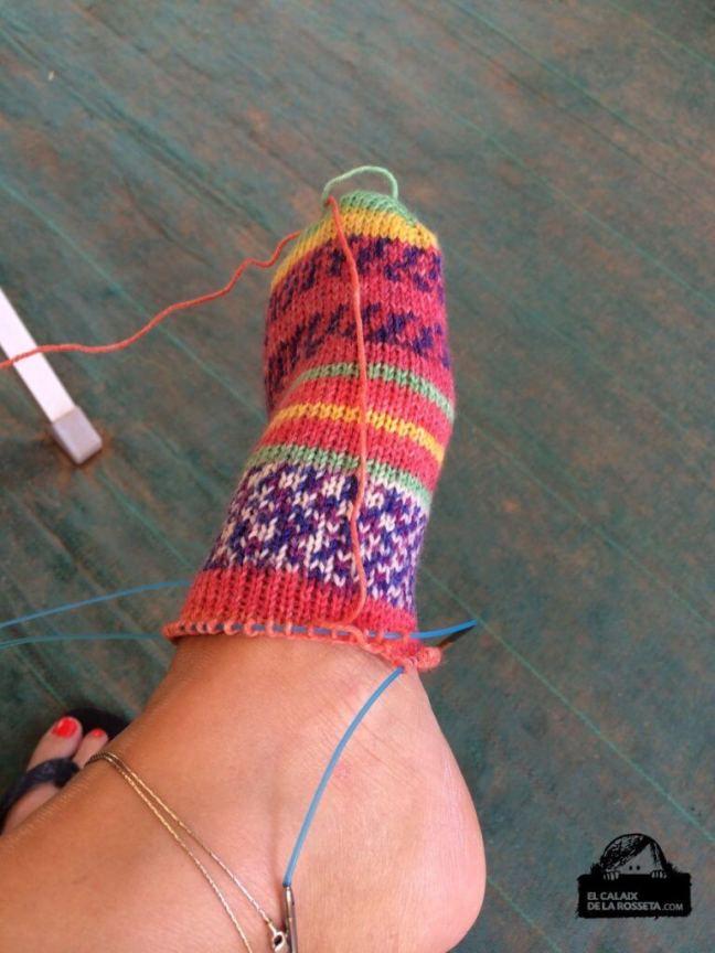 Mis primeros calcetines 6