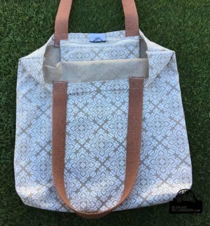 Bolsas tipo tote Bag con bolsito interior