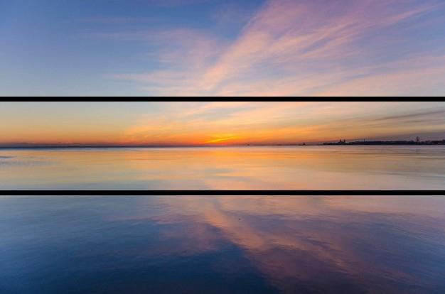 ley-horizonte-fotografía-cielo