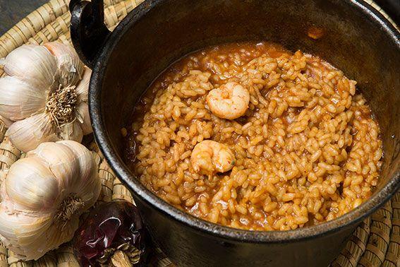 Restaurantes El Caldero  Comer Arroz y Paella en Madrid