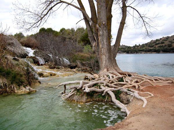 Lagunas de Ruidera en coche