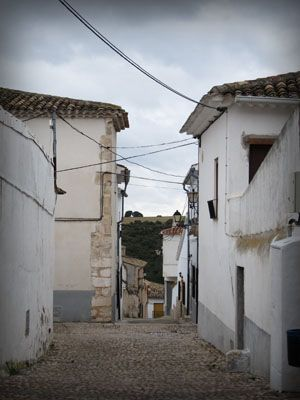 Calles de Alarcón