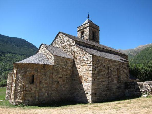 Iglesia de San Félix. Barruera.