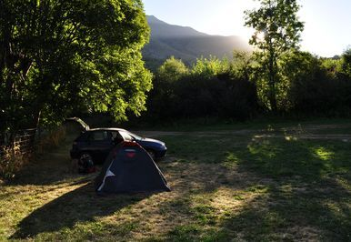 Camping Taüll (by Luisma)