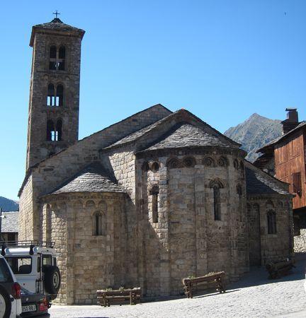 Exterior iglesia de Santa Maria