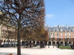 Plaza des Vosgues