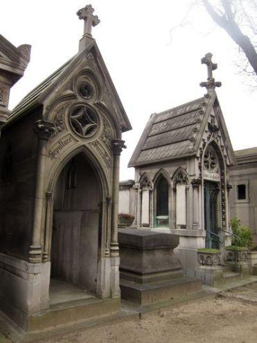 Cementerio de Père Lachaise.