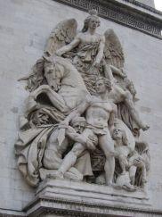 La Resistencia. Arco del Triunfo