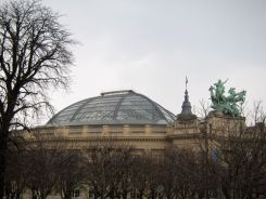 Grand Palais. Paris