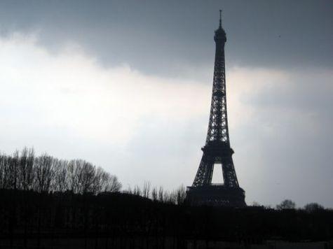 Torre Eiffel desde el puente de lÁLma
