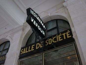Restaurante Le Grand Vefour