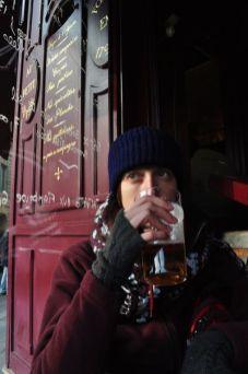Au petit suisse. St-Germain