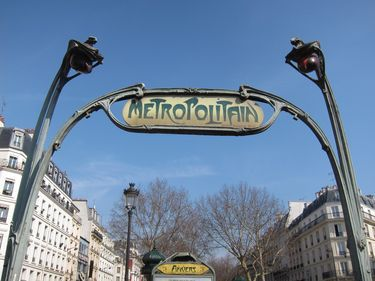 Paris. Los preparativos.