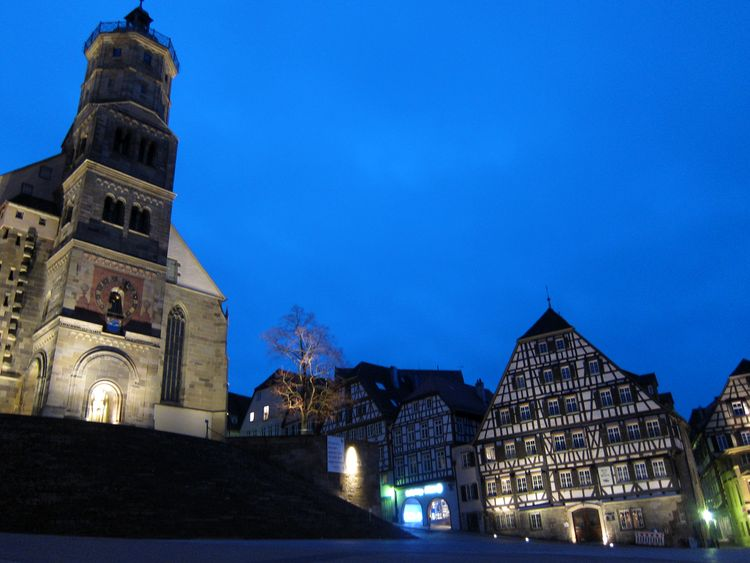 Heidelberg y Schwäbish-Hall, lugares con encanto en Baden-Wurtemberg