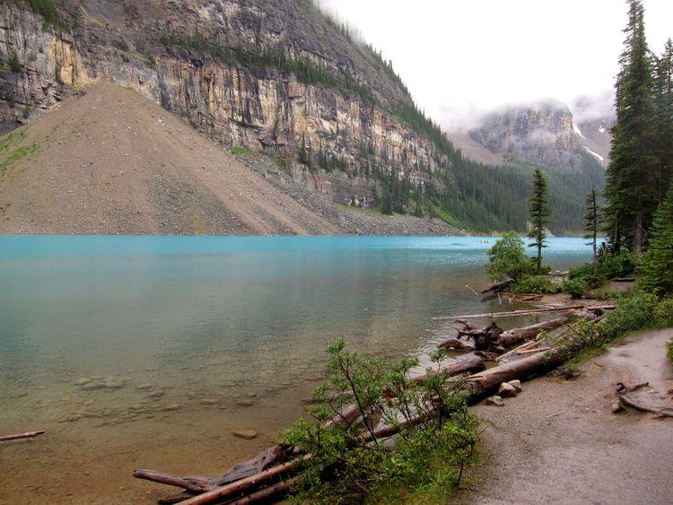 Lake Moraine, Lake Louise