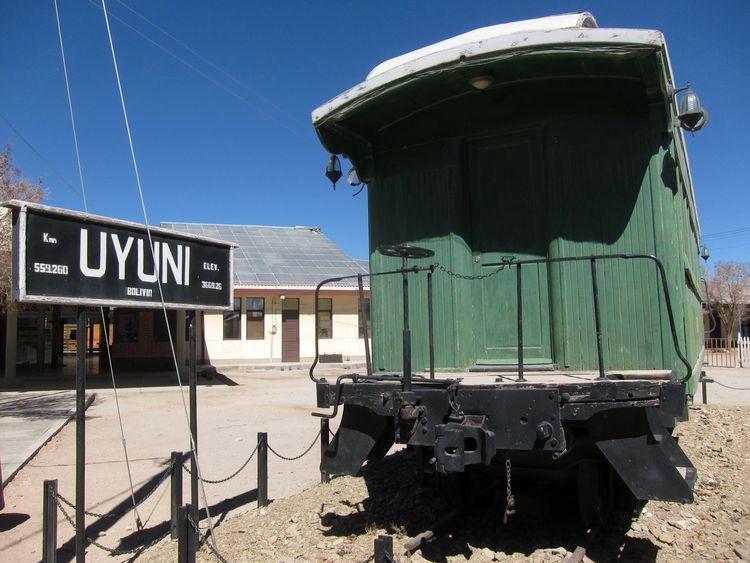 Bolivia: guía para el salar de Uyuni