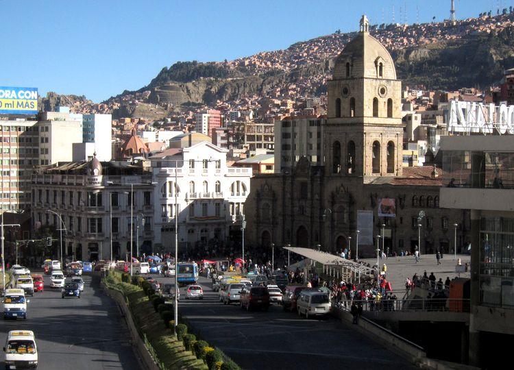 Qué ver en La Paz, Bolivia.