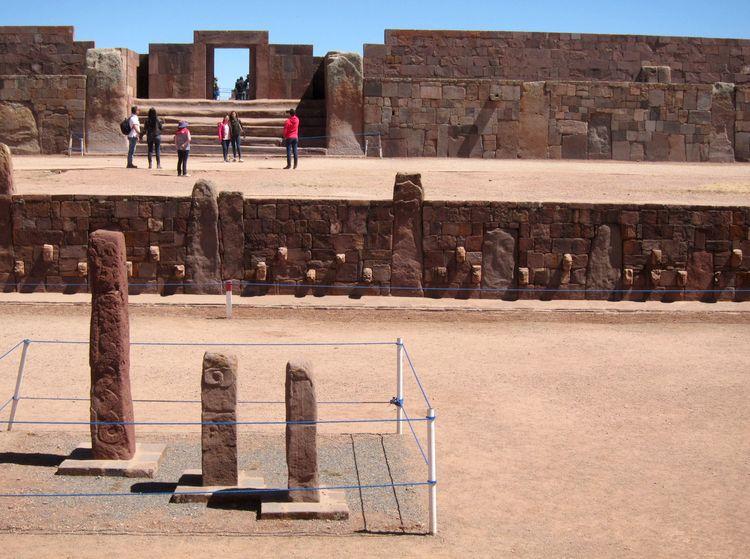 Visitar Tiwanaku en Bolivia