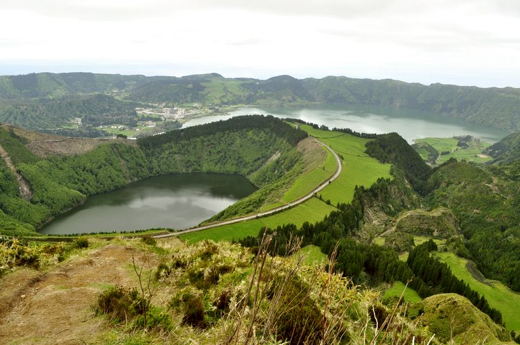 Guía de viaje a Azores
