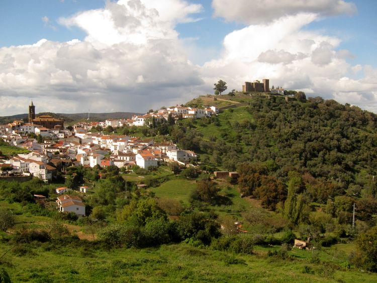 Huelva: 12 pueblos con encanto en la Sierra de Aracena