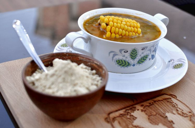 Potaje de berros canario (receta de La Gomera)