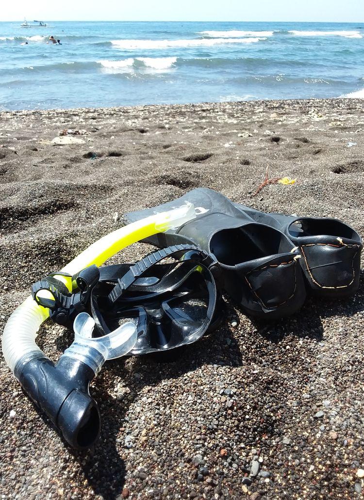 snorkelling en Amed