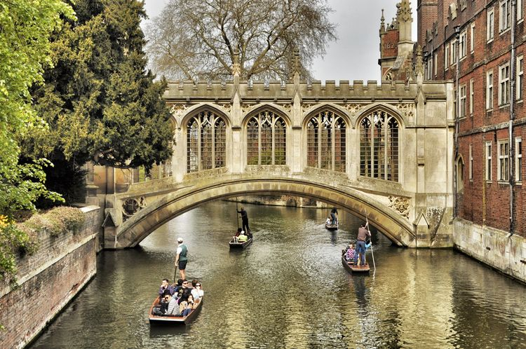 Qué ver en Cambridge en un día