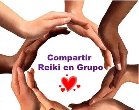reiki en grupo