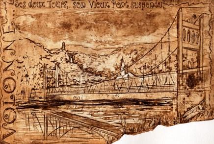 volonne_le vieux pont_gravure MRR