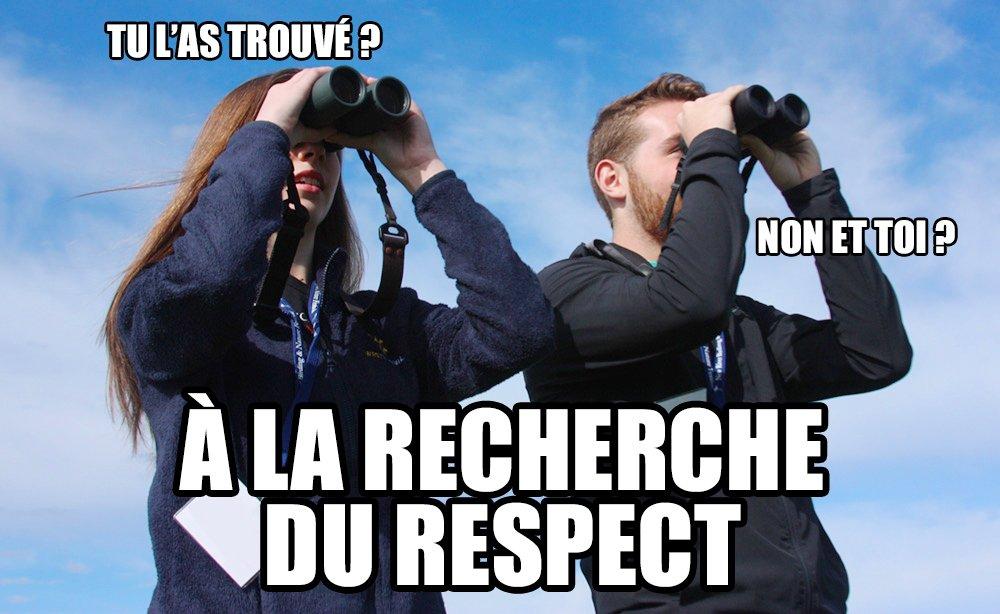 Respect ou es tu ?